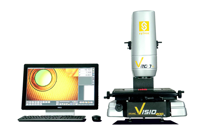 Medición óptica con alta precisión