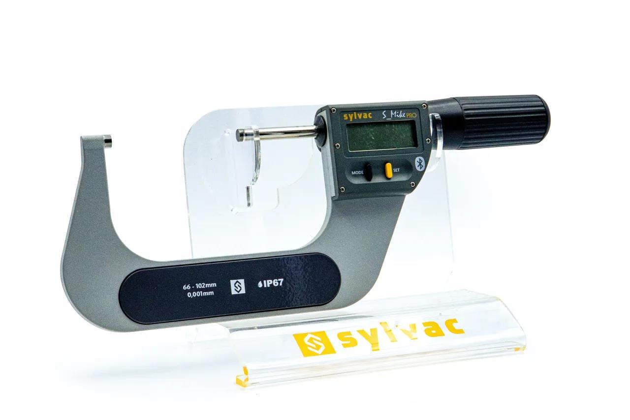 Micrómetro Digital Bluetooth